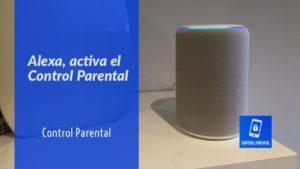 Alexa Activa el Control Parental
