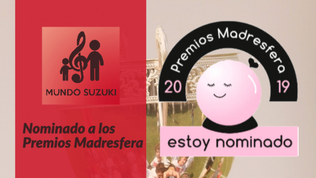 Nominado a los Premios Madresfera